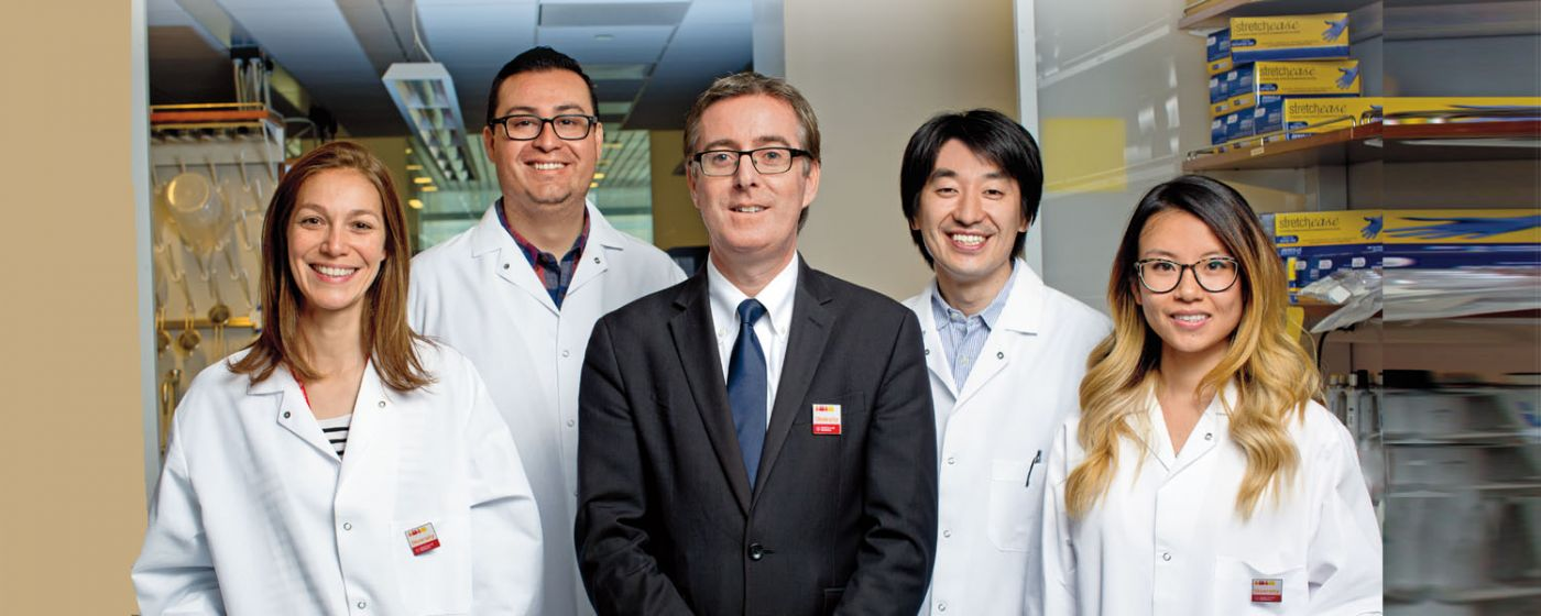 Gift establishes Friedman Center for Nutrition and Inflammation