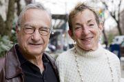 Michael Feldberg and Ruth Lazarus