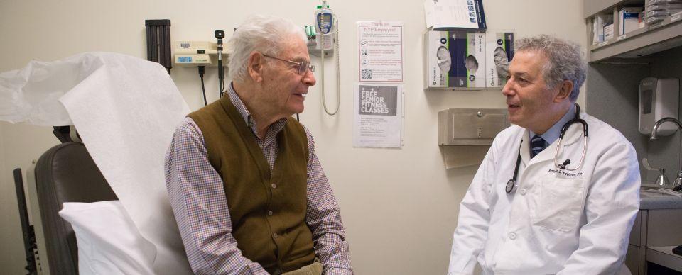 Adelman Patient Magazine Image