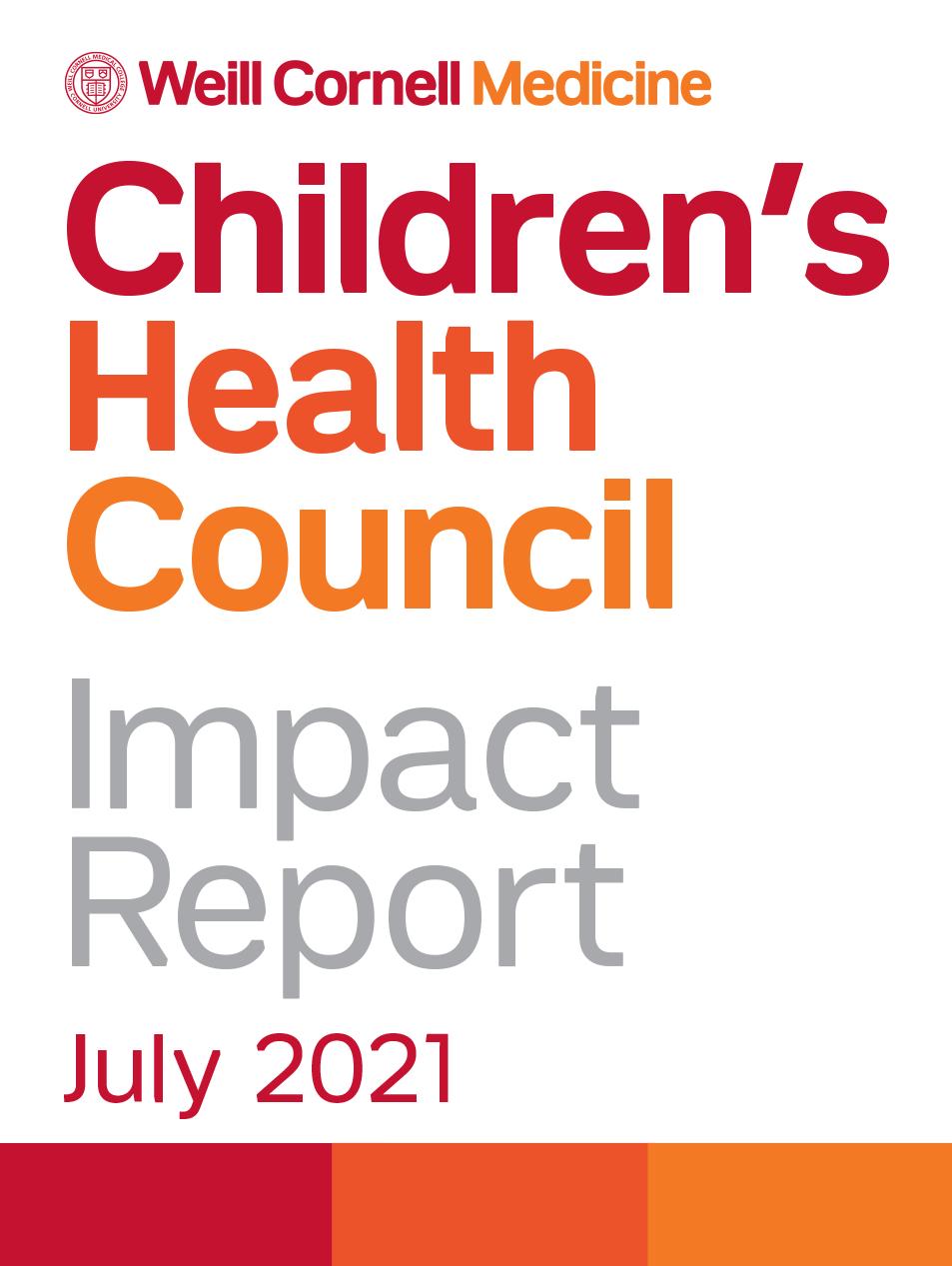 chc 2021 impact report