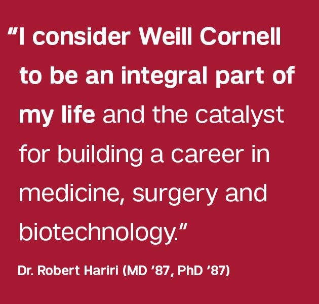 Quote from Dr. Hariri