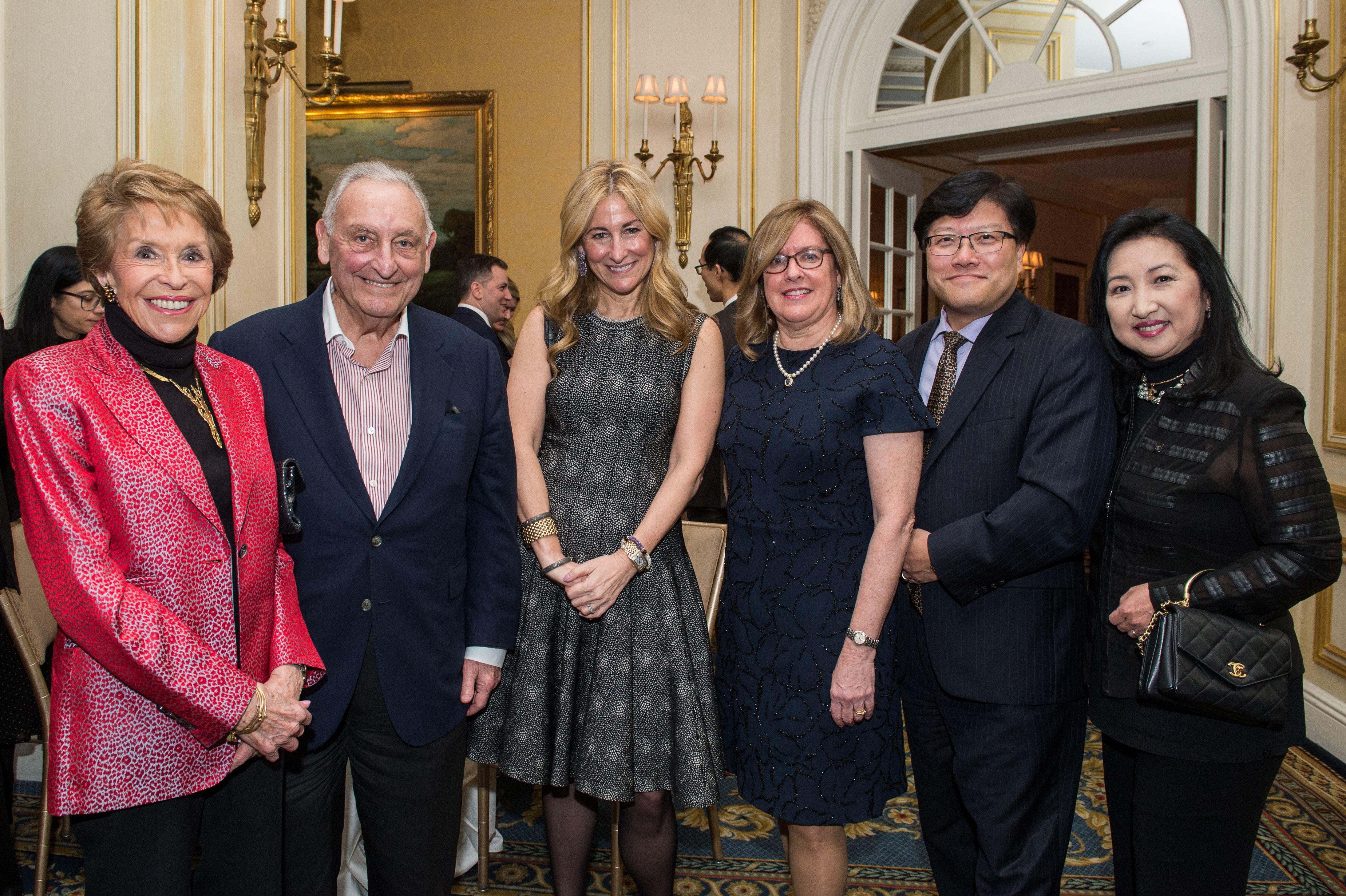 Joan and Sanford I. Weill Exemplary Achievement Award